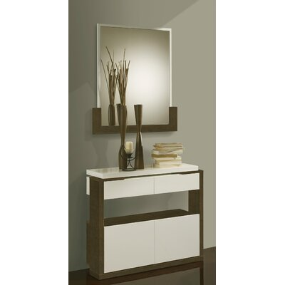 Gallego Sanchez Composition Chest with Mirror