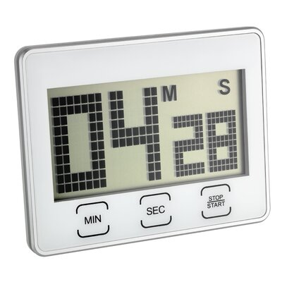 Green Wash Countdown Timer and Stopwatch