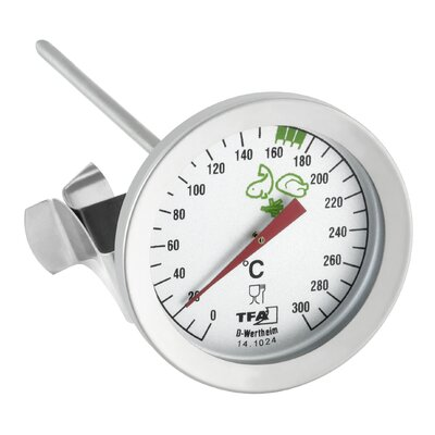 Green Wash Deep Fry Thermometer