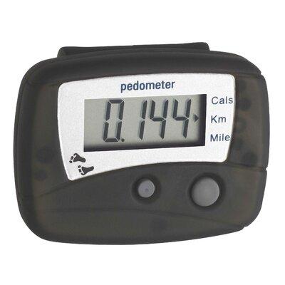 Green Wash Hitrax Step Electronic Pedometer