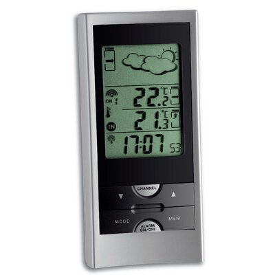 Green Wash Sigma Weather Station