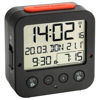 Green Wash Bingo Alarm Clock