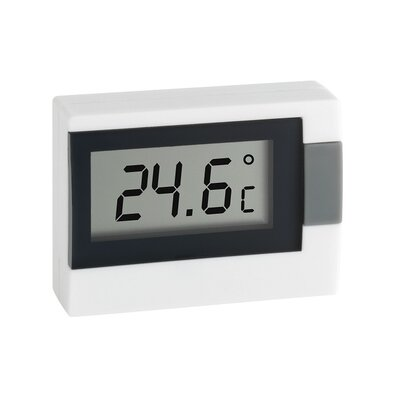 Green Wash Simple Digital Thermometer
