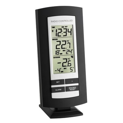 Green Wash Basic Wireless Thermometer