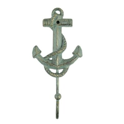Wall Hook Color: Antique Bronze