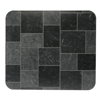 "Stove Board Finish: Gray Slate, Size: 1"" H x 32"" W x 42"" D"