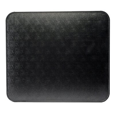 "Stove Board Finish: Black, Size: 1"" H x 32"" W x 42"" D"