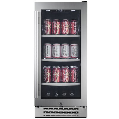 15-inch Undercounter Beverage Center