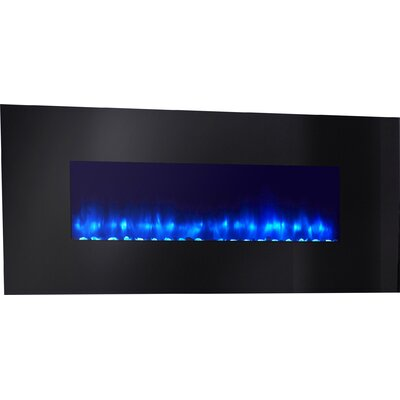 Simplifire Linear Wall Mount Electric Fireplace