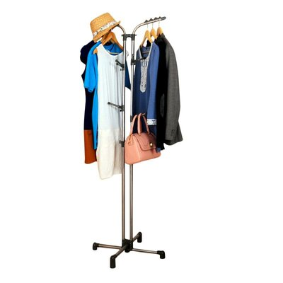 Clothes and Bag Storage Rack