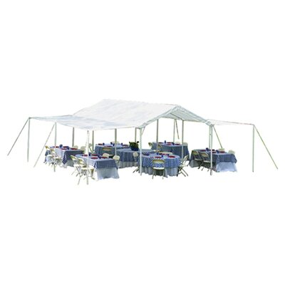 ShelterLogic Max AP 24 Ft. W x 20 Ft. D Canopy