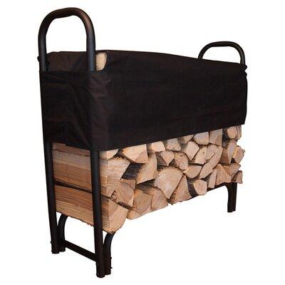 """ShelterLogic 48"""" Covered Firewood Rack"""