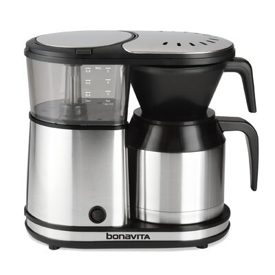 5-Cup Carafe Coffee Maker