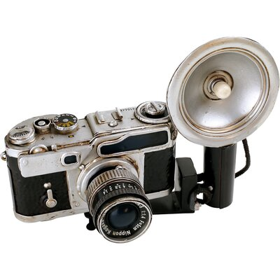 small foot Kamera Nikon Nikkor Vintage