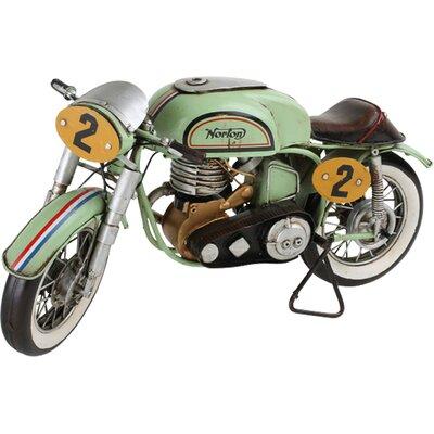 small foot Modellmotorrad Vintage