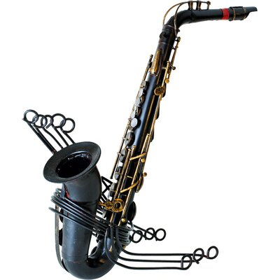 small foot Saxofon Vintage