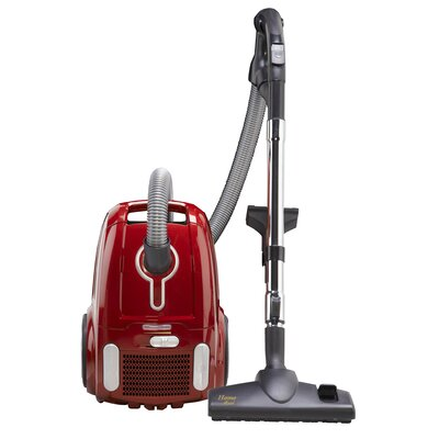 Home Maid Straight Suction Canister Vacuum