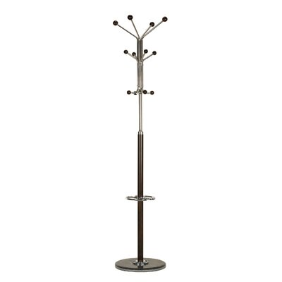 Centi Coat Rack Finish: Dark Walnut