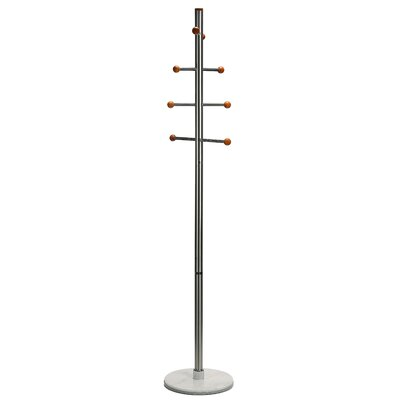 Antenna Marble Coat Rack Finish: Light Cherry