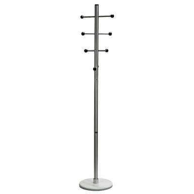 Antenna Marble Coat Rack Finish: Dark Black