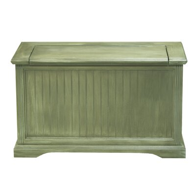 Storage Bench Color: Burnt Cinnamon