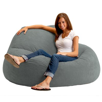 Fuf Bean Bag Sofa Wayfair