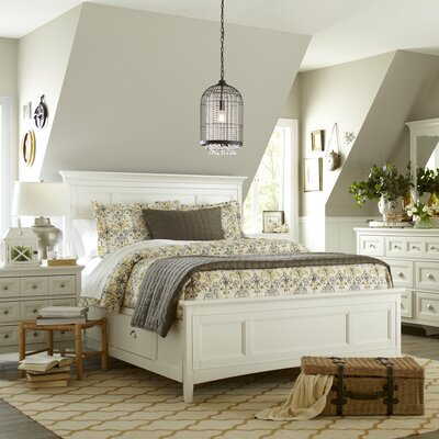 Tilton Panel Bed with Storage