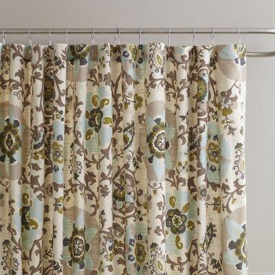 Cady Cotton Shower Curtain