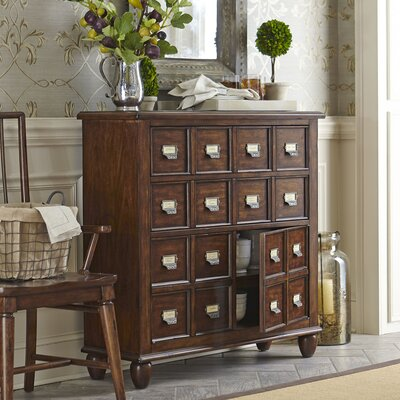 Lovell Apothecary 2 Door Accent Cabinet