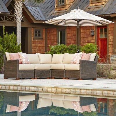 Skylar Sectional with Cushions