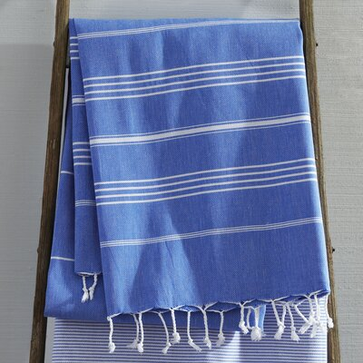 Alair Fouta 100% Cotton Beach Towel