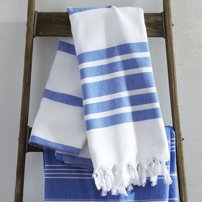 Alix Fouta 100% Cotton Beach Towel