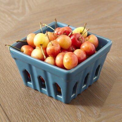 Berry Basket Color: Blue