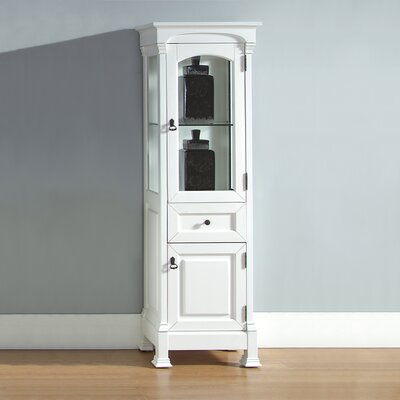 Stockbridge Vanity Accent Cabinet Color: Cottage White