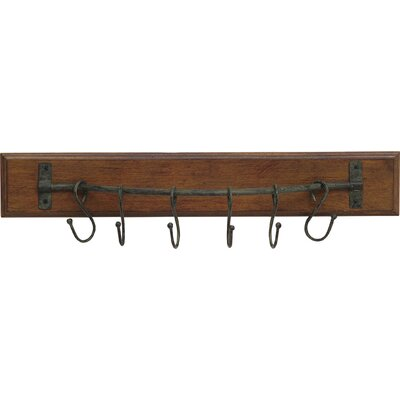 Gailley Wall Mounted Coat Rack