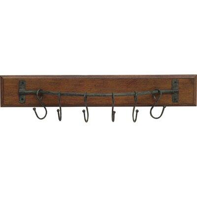 Gailley Wall Mounted Coat Rack