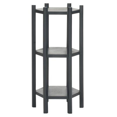 Gallo Side Table Color: Charcoal Grey