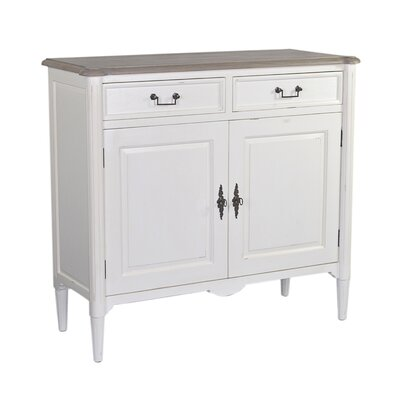 Willis 2 Door Accent Cabinet