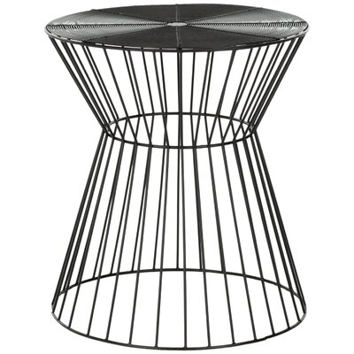 Elford Iron Wire Garden Stool