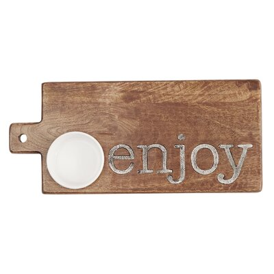 Enjoy 2-Piece Cutting Board Set
