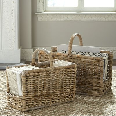 French Magazine Baskets