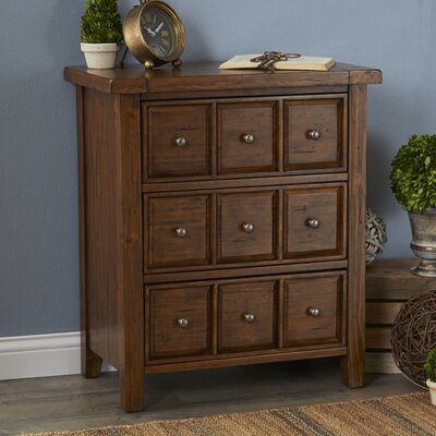 Nathaniel Accent Chest Color: Moroccan Pine