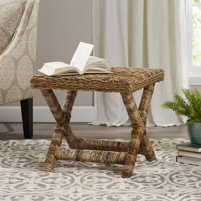 Fradley Accent Stool Color: Natural