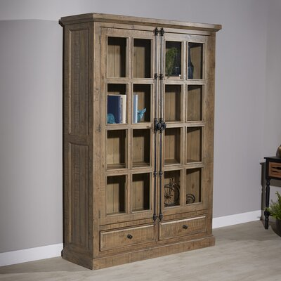Thirwall Bookcase Color: Aged Gray