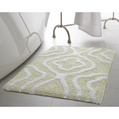 Maureen Bath Mat Color: Sand