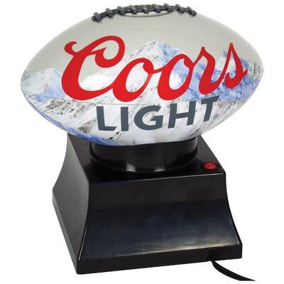 30-oz Coors Light Football Popcorn Maker