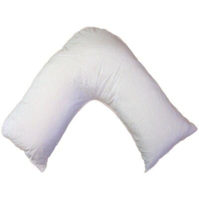 Home Etc Hollow Fibre V-Shaped Pillow