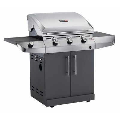 Char-Broil 67cm Performance Gas Barbecue with Side Shelf