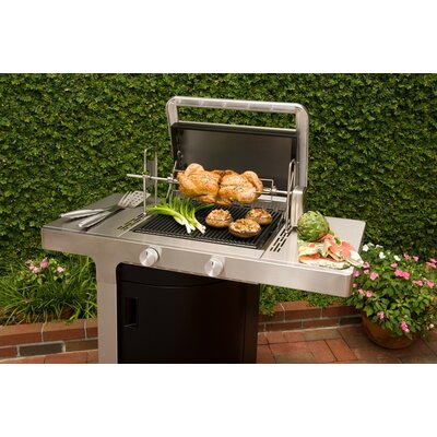 Char-Broil 46cm Gas Barbecue with Side Shelf
