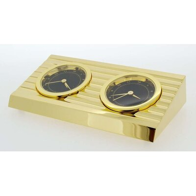 Imperial Clocks Table Clock